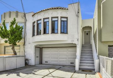 1359-1361 44th Avenue San Francisco, CA 94122