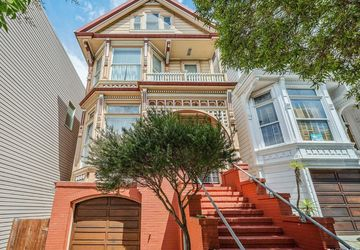 704 Ashbury Street San Francisco, CA 94117