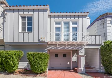 1618 36th Avenue San Francisco, CA 94122