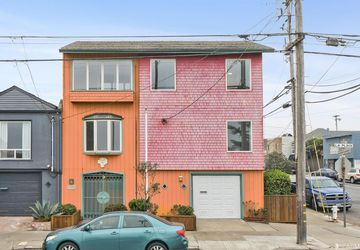 1496 La Playa Street San Francisco, CA 94122