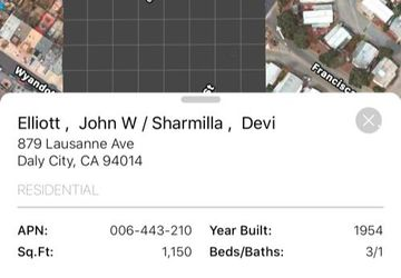 879 Lausanne Ave Daly City, CA 94014