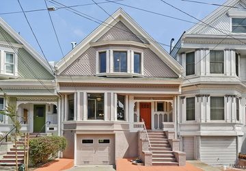 738 11th Avenue San Francisco, CA 94118