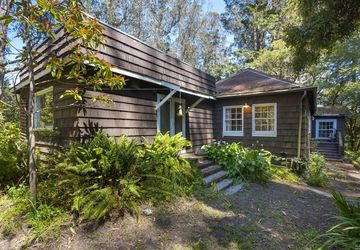 730 Horseshoe Hill Road Bolinas, CA 94924
