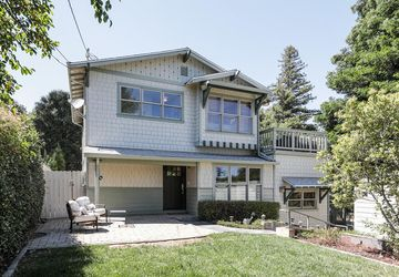 132 Russell Ave Portola Valley, CA 94028