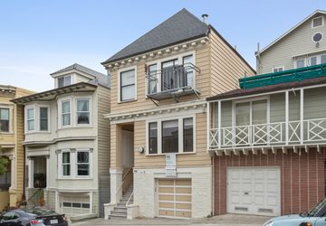 1264 2nd Avenue San Francisco, CA 94122