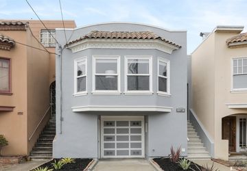 1207 39th Avenue San Francisco, CA 94122