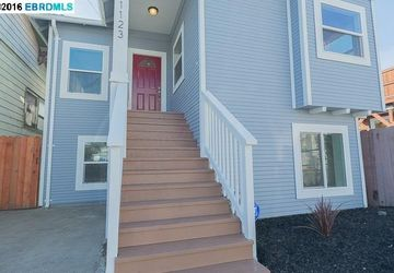 1123 30TH ST STREET OAKLAND, CA 94608