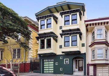 121 Hugo Street San Francisco, CA 94122