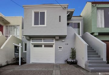 118 Melrose Avenue San Francisco, CA 94127