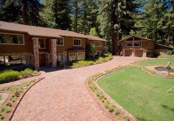 225 Double Bogey Dr Boulder Creek, CA 95006