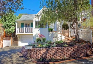 291 Lexington Road Kensington, CA 94707