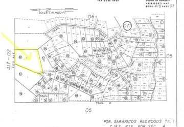 Lot 34 Garapatos Redwoods CARMEL HIGHLANDS, CA 93923